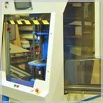 Elektrisch gesteuerte Einpressmaschine